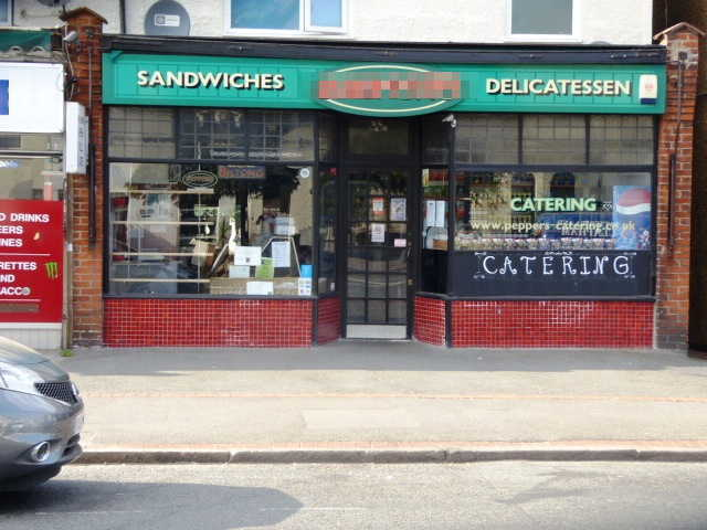 Sandwich Bar & Coffee Shop in Surrey For Sale