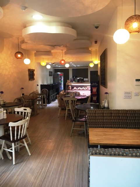 Café in Leicester For Sale