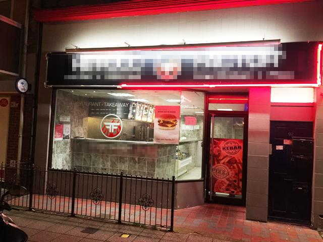 Kebab, Pizza & Chicken Shop in Hampshire For Sale