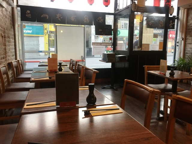 Japanese Restaurant in North London For Sale