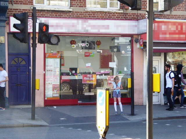 Chinese Takeaway in West London For Sale