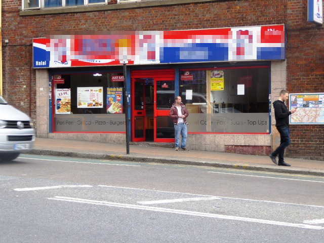 Chicken Pizza and Internet Cafe in North London For Sale