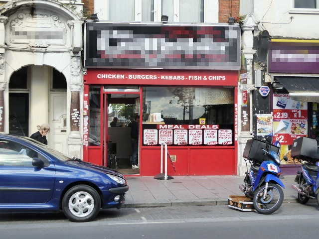 Fish & Chip, Kebab and Chicken Shop in Surrey For Sale