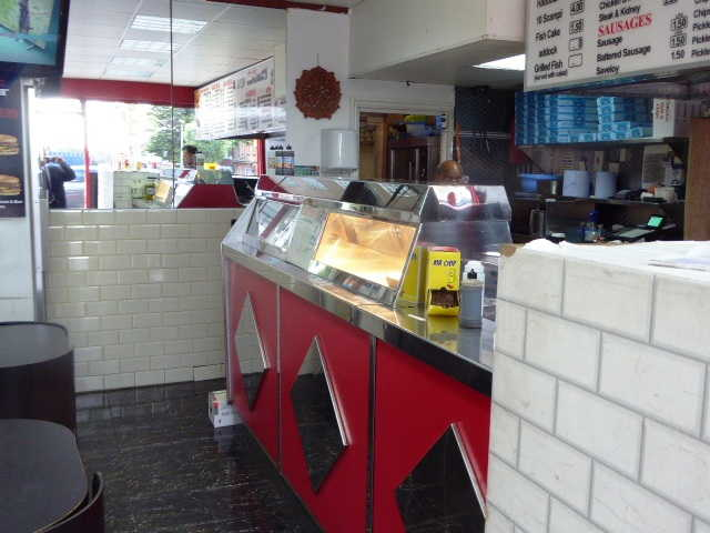 Fish & Chip, Kebab and Chicken Shop in Croydon For Sale