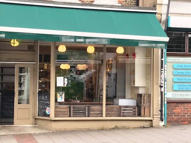 Cafe Delicatessen in South London For Sale