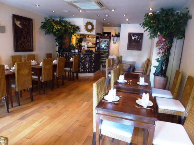 Sell a Thai Restaurant in Surrey