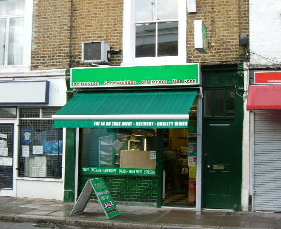 Superb Newly Fitted Sandwich Bar in South London for sale