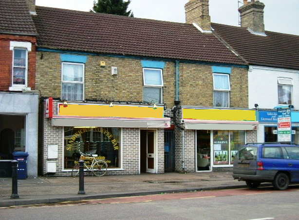 Well Fitted Coffee Shop Plus Adjoining Portuguese Grocers with Full off Licence in Cambridgeshire for sale