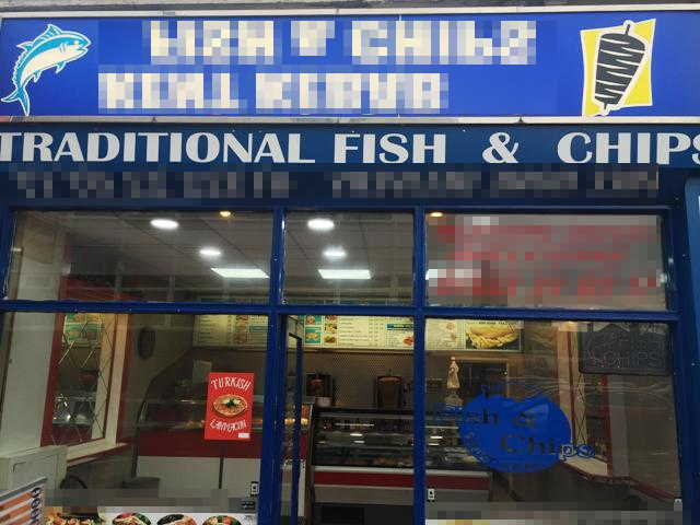 Fish & Chip & Kebab Shop in Kent For Sale