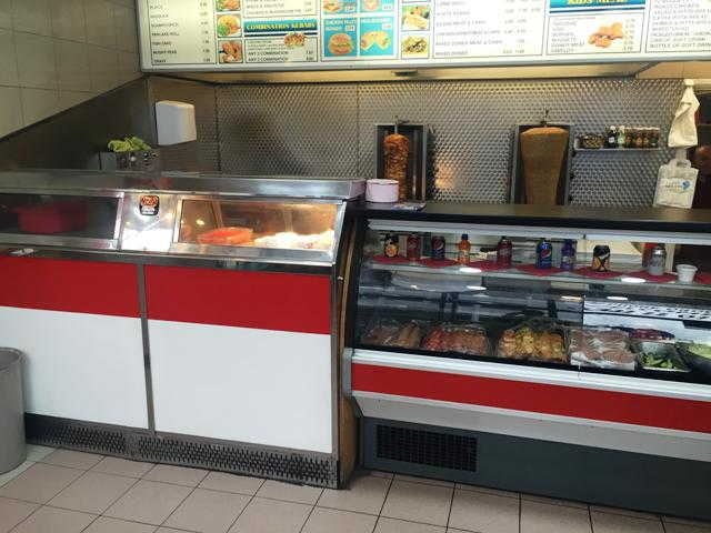 Fish & Chip & Kebab Shop in Dartford For Sale