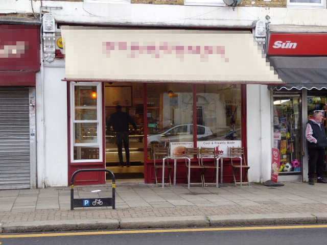 Sandwich Bar and Bakery in North London For Sale