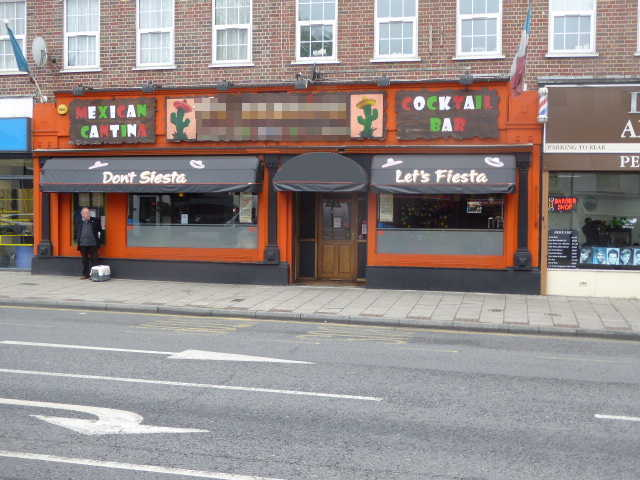 Mexican Restaurant in Kent For Sale