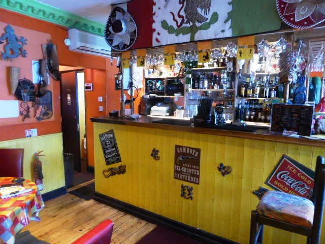 Mexican Restaurant in Sidcup For Sale