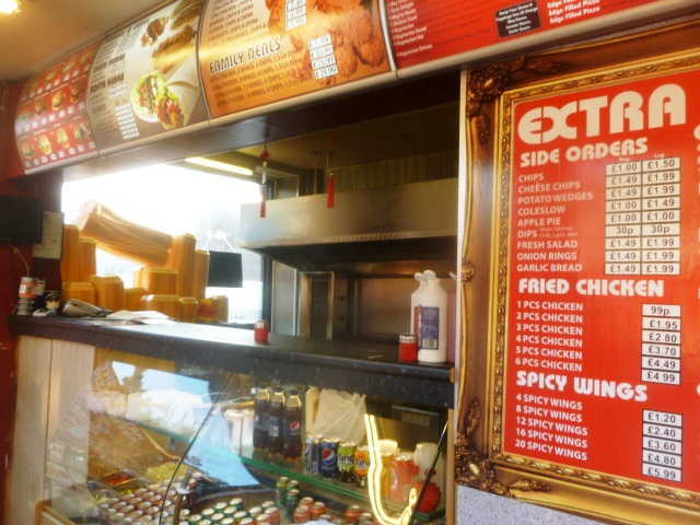 Indian Takeaway, Chicken Shop and Pizza Takeaway in Isleworth For Sale