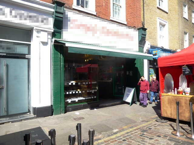 Sandwich Bar in South London For Sale