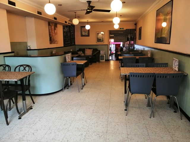 Cafe and Restaurant in Aberdare For Sale