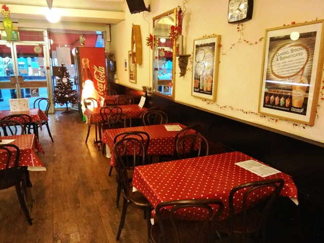 Cafe and Restaurant in Aberdare For Sale for Sale