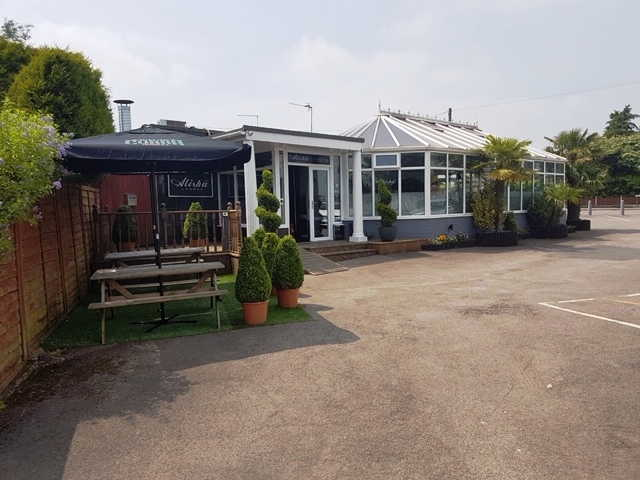 Indian Restaurant with Bar in Staffordshire For Sale