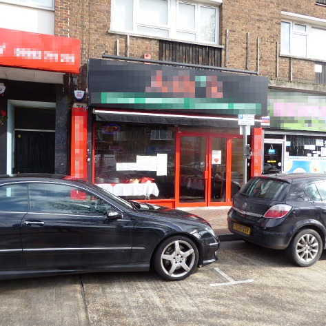 Turkish Cafe Restaurant Bar in Hertfordshire For Sale