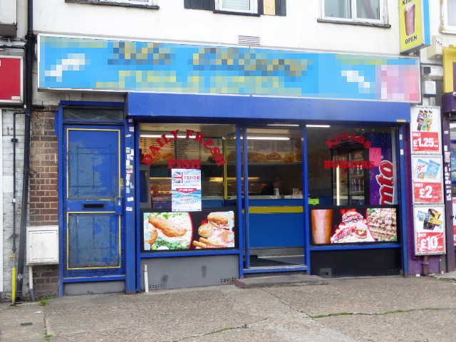 Fish & Chips Takeaway in Kent For Sale