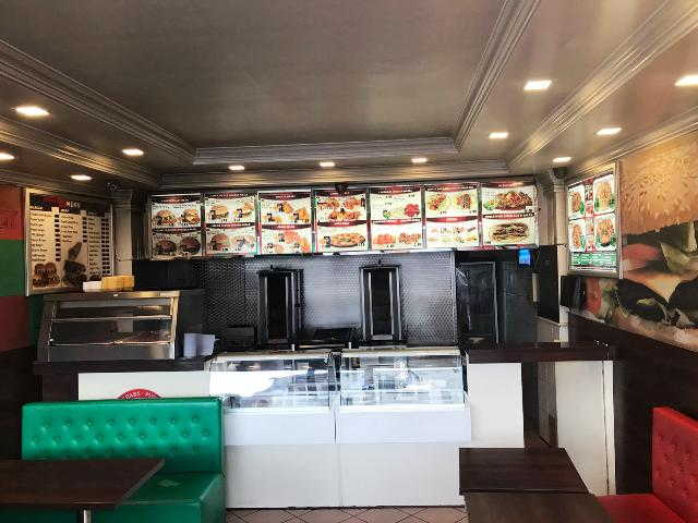 Pizza & Chicken Shop in Slough For Sale