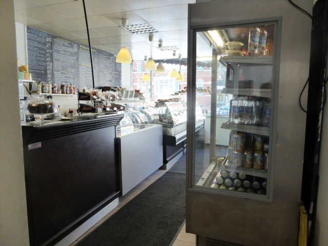 Cafe Sandwich Bar in Holborn For Sale
