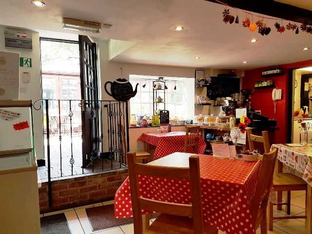 Upmarket Coffee House and Tea Room in Staffordshire For Sale