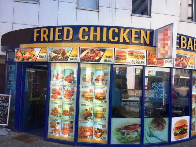 Chicken & Kebab Restaurant in Essex For Sale
