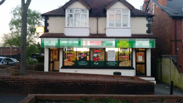 Fish & Chip and Pizza Shop in Redditch For Sale