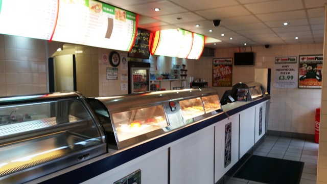 Fish & Chip and Pizza Shop in Worcestershire for Sale