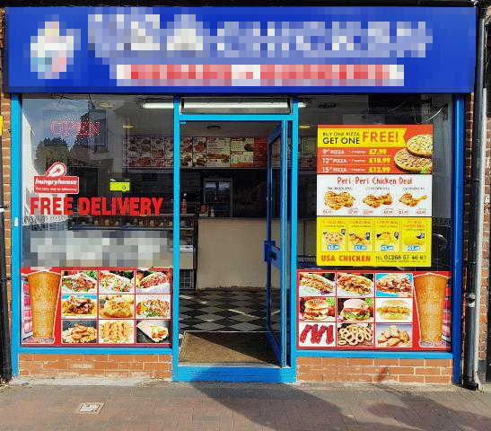 Kebab Shop and Chicken Shop in Essex For Sale