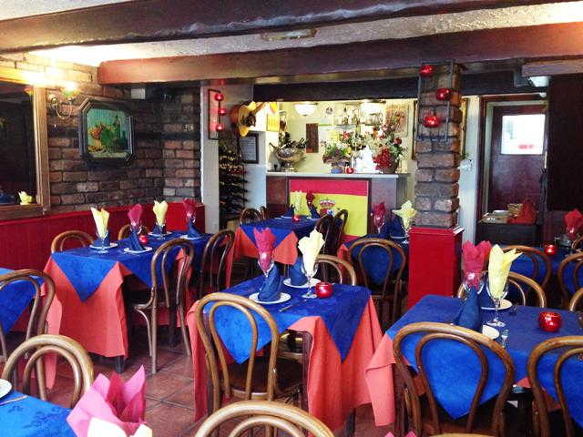 Spanish Restaurant in Lancashire For Sale