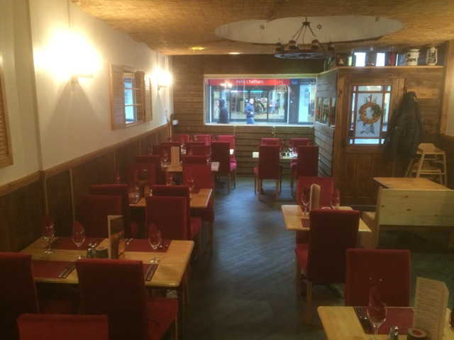 Mediterranean Restaurant in Kent For Sale