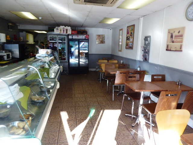 Sell a Cafe Sandwich Bar in Isleworth For Sale