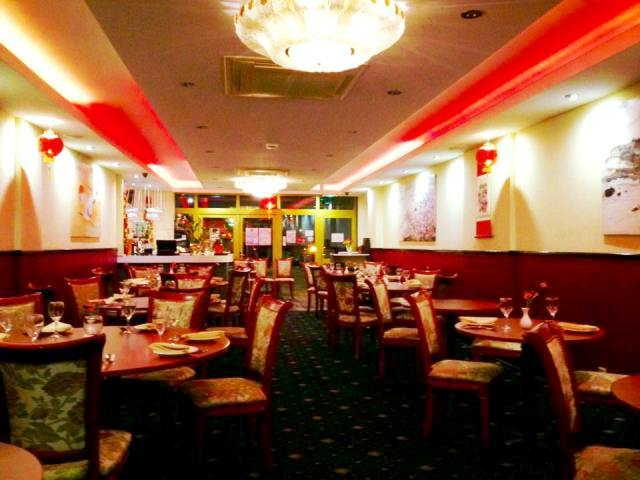 Chinese Restaurant in Hampshire For Sale