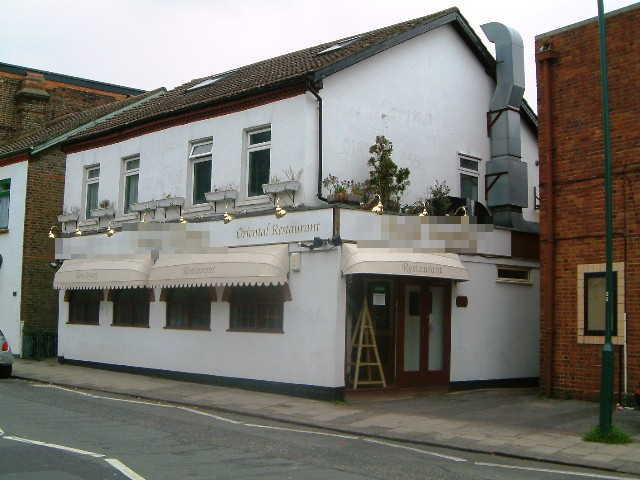 Catering Premises was a Chinese Takeaway in Surrey For Sale