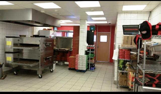Pizza Shop in Hampshire For Sale
