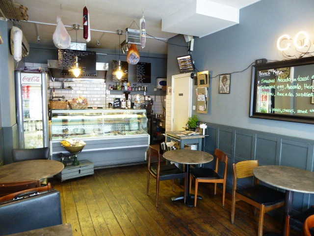 Sell a Sandwich Coffee Bar in South London