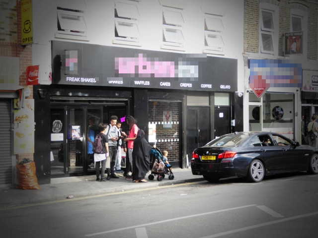 Dessert Cream Parlour in South London For Sale