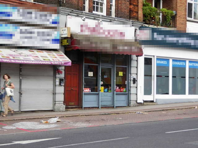 Thai Restaurant & Bar in South London For Sale