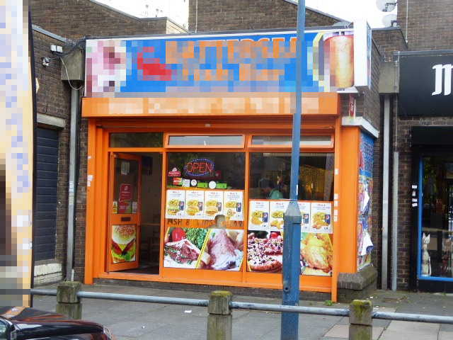 Fish & Chip, Kebab & Chicken Shop in South London For Sale