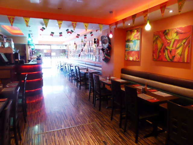 Mexican Restaurant in Eltham for sale
