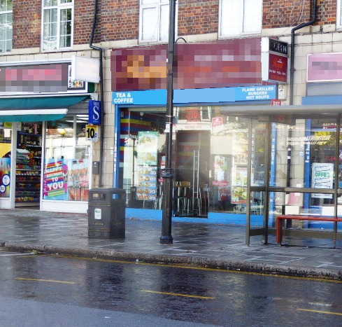 Chicken & Indian Restaurant in West London For Sale