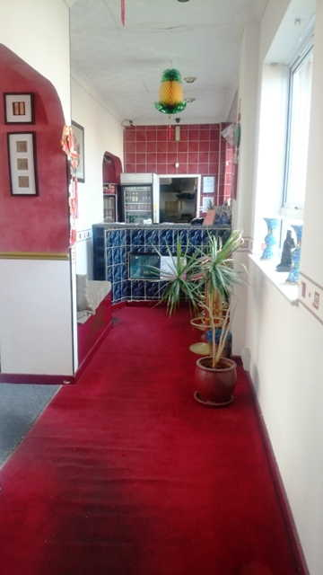 Chinese Restaurant in Clacton-on-Sea For Sale