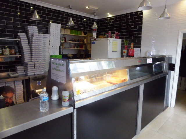 Fish & Chip and Kebab Shop in Buckinghamshire For Sale
