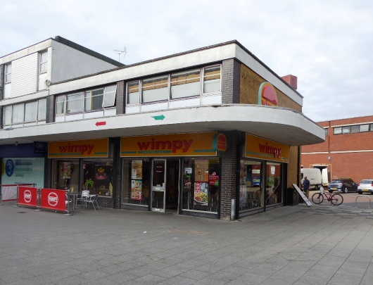 Fast Food Restaurant in Hampshire For Sale