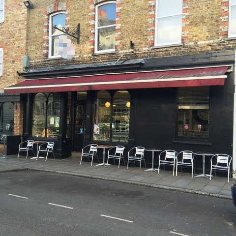 Cafe Sandwich Bar in Berkshire For Sale
