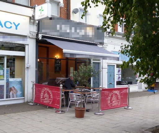 Pizza Restaurant in South London For Sale