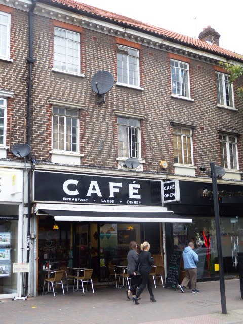 Cafe Coffee Shop in Kent For Sale