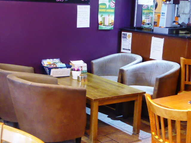 Cafe Sandwich Bar in Carshalton For Sale for Sale